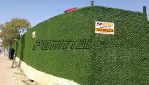 çim çit ve çim duvar imalatı