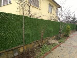 çim çit ve çim duvar duvar