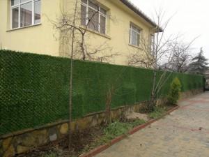çim çit ve çim duvar örnekleri