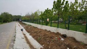 Yalova panel çit uygulaması