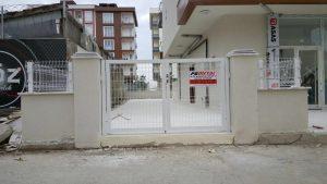 sancaktepe panel çit kapı